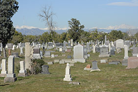 Riverside Cemetery, Denver